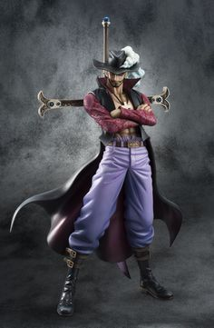 Mihawk | One Piece