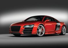 Audi R8 - My new baby on its way