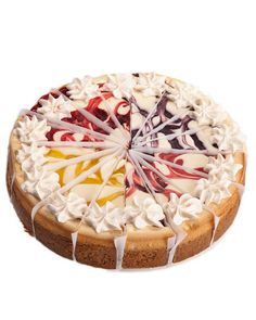 Some of you have to get in on this: Brooklyn Cheesecake Fruit Cheesecake Sampler - Yum! Rue La La has it! $33