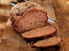This is a well seasoned crock pot meatloaf with onion soup mix, rolled oats, and barbecue sauce or ketchup. Try this tasty slow cooker meatloaf and serve with potatoes and your favorite vegetables. Onion Soup Meatloaf, Meatloaf Glaze, Turkey Meatloaf, Low Carb Meatloaf, Slow Cooker Meatloaf, Meatloaf Recipes, Easy Meatloaf, Favorite Meatloaf Recipe, Crockpot Recipes