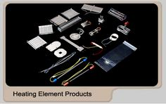 Heating elements manufacturer and supplier in India.