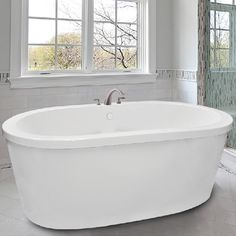 jetted tubs | Rosabella Whirlpool, Soaking & Air Tub | Hydro Massage