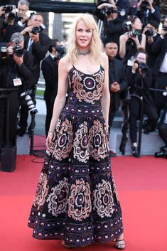 Sofia Coppola on Bill Murray, Nicole Kidman, and the Movie That Made Her the Second Woman to Win Best Director at Cannes Dior Haute Couture, Haute Couture Dresses, Couture Fashion, Nicole Kidman Style, Celebrity Red Carpet, Celebrity News, Celebrity Photos, Celebrity Style, Red Skirts