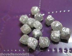 1.11 CT 2.0-3.0 MM NATURAL CONGO CUBES ROUGH DIAMOND LOOSE DIAMOND GRAY COLOR nr