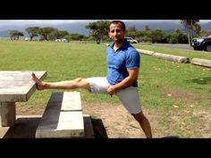 Hamstring Stretch For Pain Free Running  https://www.facebook.com/TridoshaWellness  http://www.tridoshawellness.com/