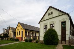 Homeland, Hungary, Countryside, Restoration, Farmhouse, Cottage, Mansions, House Styles, Travel