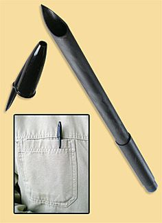 Carbon Fiber Ventilator, self defense weapon - SHOMER-TEC