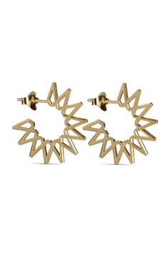 Jane Konig little sun earrings gold No Image, Country Girls, Gold Earrings, Jewlery, Hair Accessories, Sun, Watches, Beauty, Outfits