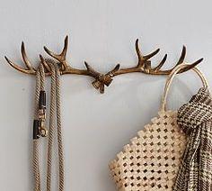 Decorative Hooks, Decorative Hardware & Pulls and Knobs | Pottery Barn
