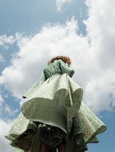 Publication: Dior Magazine Winter 2015 Model: Maria Petrovicova, Zlata Semenko, Lisa Upp Photographer: Willy Vanderperre Fashion Editor: Olivier Rizzo Hair: Duffy Make-up: Peter Philips