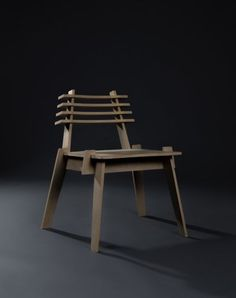 Puzzle -complex chair ~made by Michael  (Michael Daae Christensen)