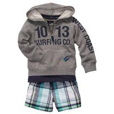 West Coast Surfing | Baby Boy Surf's Up