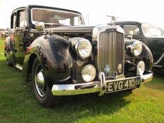 Alvis TA21 Saloon Cars - 1951 | Flickr - Photo Sharing!