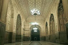 King Mosque, Lahore, Pakistan