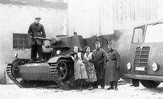 Light tanks 7TP page 18
