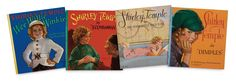 Love, Shirley Temple, Collector's Book: 395 Four Children's Books about Shirley Temple's Films
