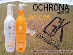GK Hair ochrona UV/UVA Color Shield 650ml Global Keratin Juvexin Warszawa Sklep #no.1 #globalker