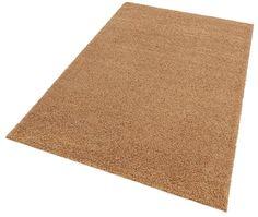 Details:  Uni, Hochflor-Teppich, Ringsrum eingefasst (gekettelt), Fußbodenheizungsgeeignet, Sehr strapazierfähig,  Qualität:  Maschinengewebt, 2 kg/m² Gesamtgewicht (ca.), 30 mm Gesamthöhe (ca.),  Flormaterial:  100 % Polypropylen,  Wissenswertes:  Durch den hohen, weichen Flor auch ideal als Bettvorleger,  Qualitätshinweis:  Geprüfte Qualität - dieser Artikel untersteht laufenden Kontrollen un...