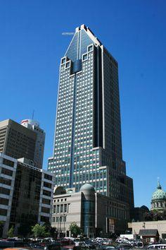 Le 1000 de la Gauchetière - Montréal