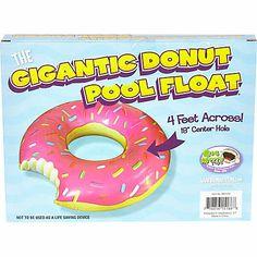 Gigantic donut pool float 25,00 €