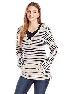 Roxy Junior's Mellie Hooded Poncho Sweater, Sea Spray, X-Small Roxy http://www.amazon.com/dp/B00XK32VPG/ref=cm_sw_r_pi_dp_-qowwb0DE7FYJ