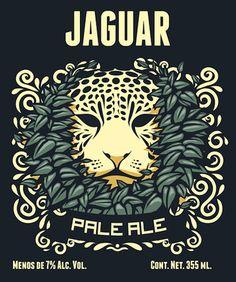 Excellent Craft Beer Label Design by Andrew Rose