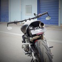 CBF600 Hornet StreetFighters