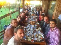 İlk Bahara merhaba kahvaltısı eşliğinde kaynaşma motivasyon toplantısı