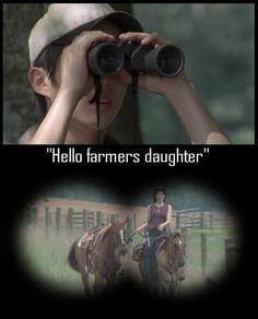 Glenn & Maggie.