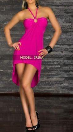 Šaty okolo krku (3farby) A1508 5ffaf8e330