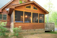 Other Gatlinburg Properties Vacation Rental - VRBO 418667 - 3 BR Gatlinburg Cabin in TN, A Top of the Mountain Secluded Cabin for a Rock Bottom Price!