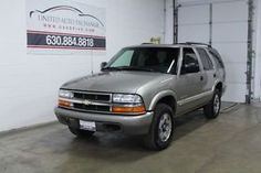 2003 Chevrolet Blazer LS 4WD - item condition used 2003 chevrolet blazer ls 4wd…
