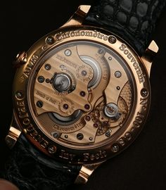 F.P. Journe Chronometre Souverain Watch Review