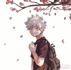 M Anime, Hot Anime Boy, Fanarts Anime, Cute Anime Guys, Anime Films, Haikyuu Anime, Otaku Anime, Anime Boy Smile, My Hero Academia Shouto