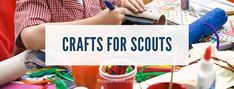 Fish Crafts, Craft Stick Crafts, Crafts To Make, Cub Scouts Bear, Boy Scouts, Arrow Of Light Ceremony, Cub Scout Crafts, Arrow Of Lights, Lighted Centerpieces