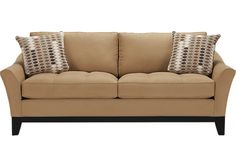 Shop for a Cindy Crawford HomeNewport Cove Peat Sofa at Rooms To Go. Find Sofas that will look great in your home and complement the rest of your furniture.