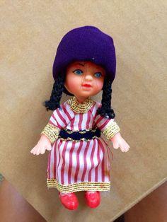 Vintage Israeli Doll by DollsAroundTheWorld on Etsy