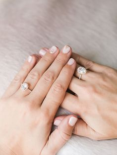 timeless engagement rings by James Allen
