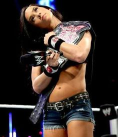 WWE Main Event 3/11/14: AJ Lee vs Natalya - Divas Championship