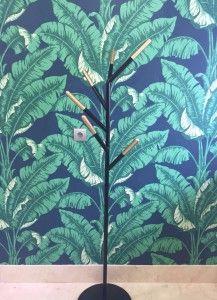 Perchero Tree de metal, altura 175 cms. Indima Home. Made in Spain. Plant Leaves, Plants, Coat Racks, Bronze, Plant, Planets