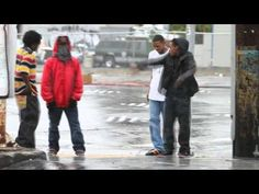 Dancing in the rain - Hip Hop Street Dance