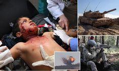 Turkey hits Kurdish region in Syria with fresh airstrikes