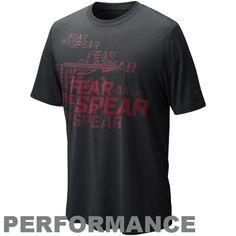 Nike Florida State Seminoles (FSU) Football DFCT Official Practice Performance T-Shirt - Black