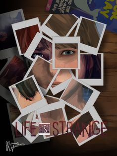 Life Is Strange video game. The first  chapter online is free!