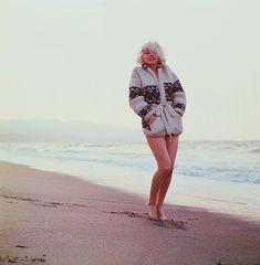 Marilyn Monroe by George Barris 1962