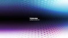 Toshiba Leading Innovation Wallpaper