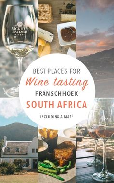 Franschhoek is one of South Africa's premiere wine regions, but often gets looked over in favor of Stellenbosch. Here's where to eat in Franschhoek and the best wineries! places in south africa Awesome things to do in Franschhoek, South Africa Tonga, Beach Photography Friends, Honey Moon, Where Is Bora Bora, Best Island Vacation, South African Wine, Fiji Travel, Safari, Africa Destinations
