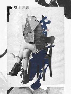 Raphael Vicenzi. Collages 2016 on Behance