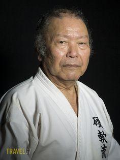 9th Dan Kounanryu Karate and Kobudo Master Jyosei Yogi | Flickr - Photo Sharing!