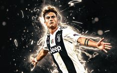 Check out this fantastic collection of Dybala wallpapers, with 43 Dybala background images for your desktop, phone or tablet. Juventus Fc, Juventus Soccer, Juventus Wallpapers, Fan Art, Football Images, Football Wallpaper, Sports Wallpapers, Cristiano Ronaldo, Football Players